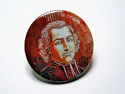 Badge abbé Grégoire